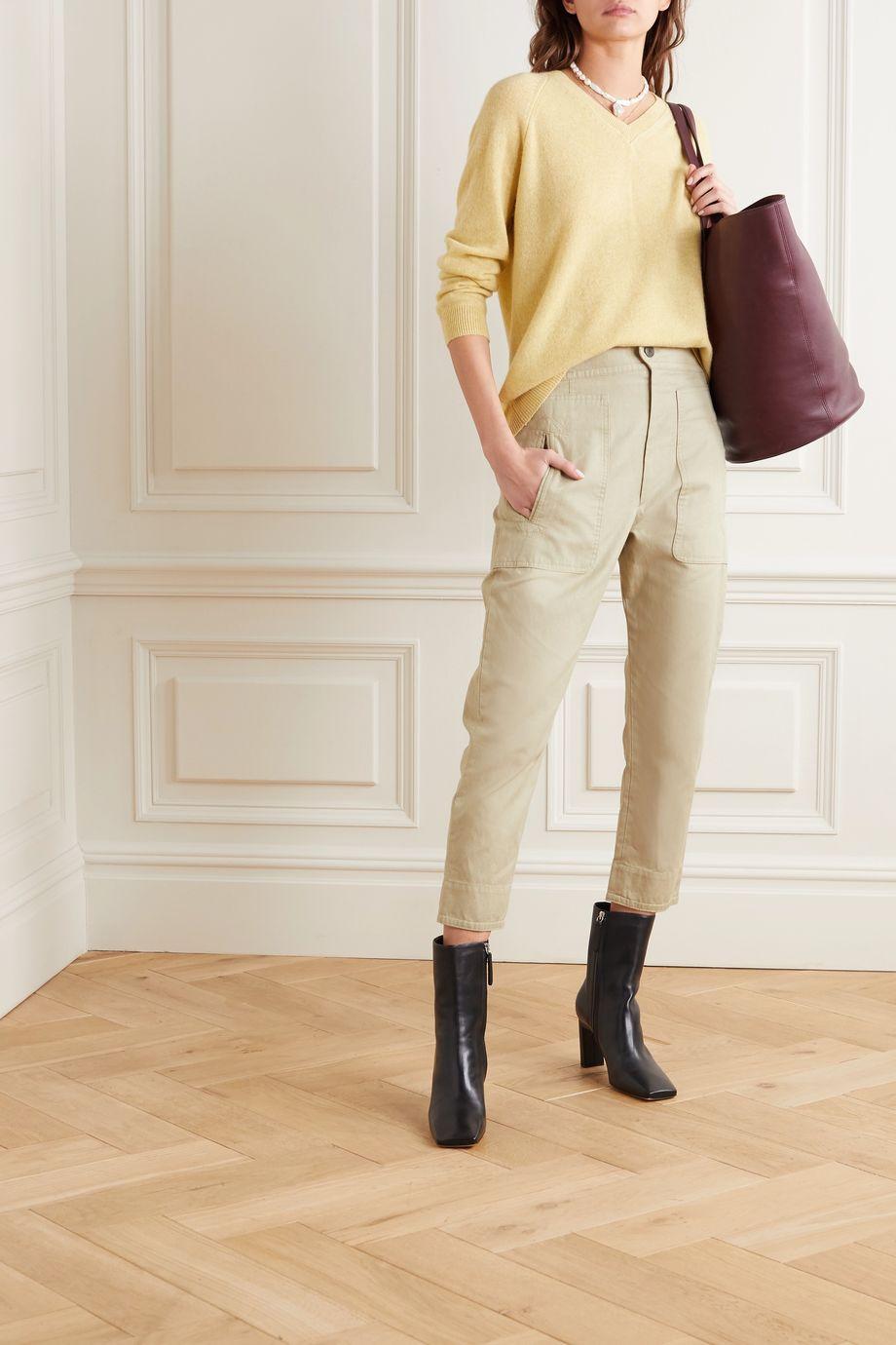Alexandra Golovanoff Catherine cashmere sweater