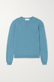 Alexandra Golovanoff Kawaï cashmere and silk-blend sweater