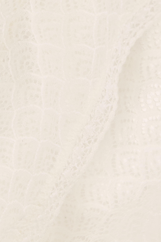 Eres Bouclette stretch-Leavers lace briefs