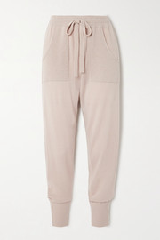 Eres Futile wool and cashmere-blend track pants