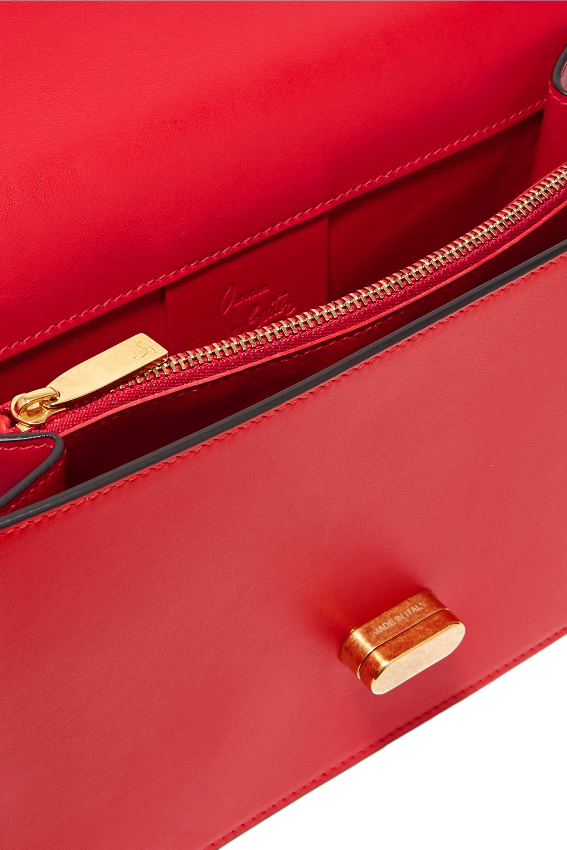 Christian Louboutin Elisa small leather shoulder bag