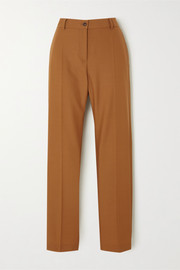 Eternals wool-twill slim-leg pants