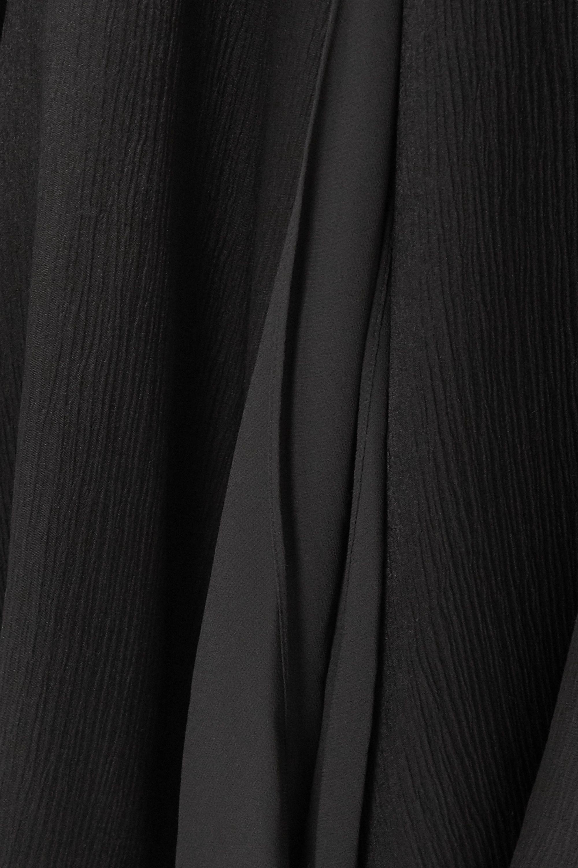 TOVE Sabine silk-crepon midi dress