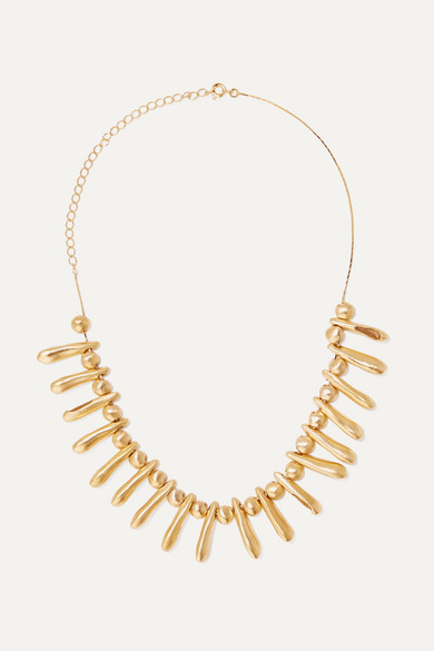 1064 Studio - Gold-plated Necklace - one size