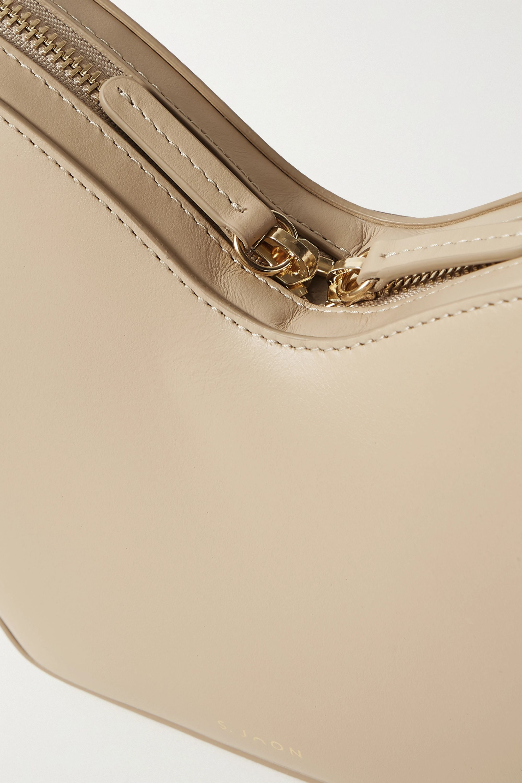 S.Joon Tulip leather shoulder bag