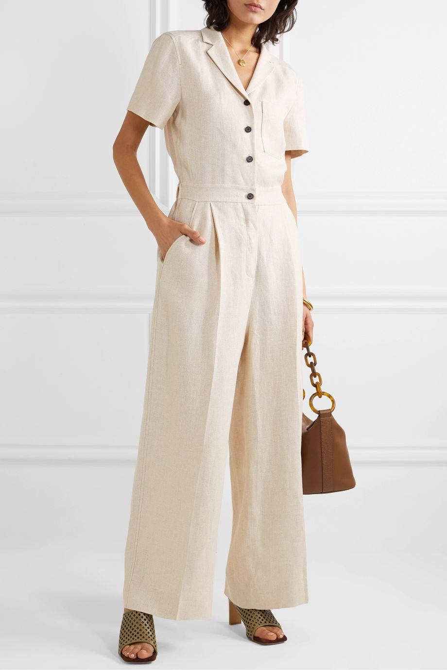 LVIR Linen jumpsuit