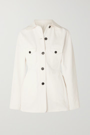 LVIR Cotton-canvas jacket