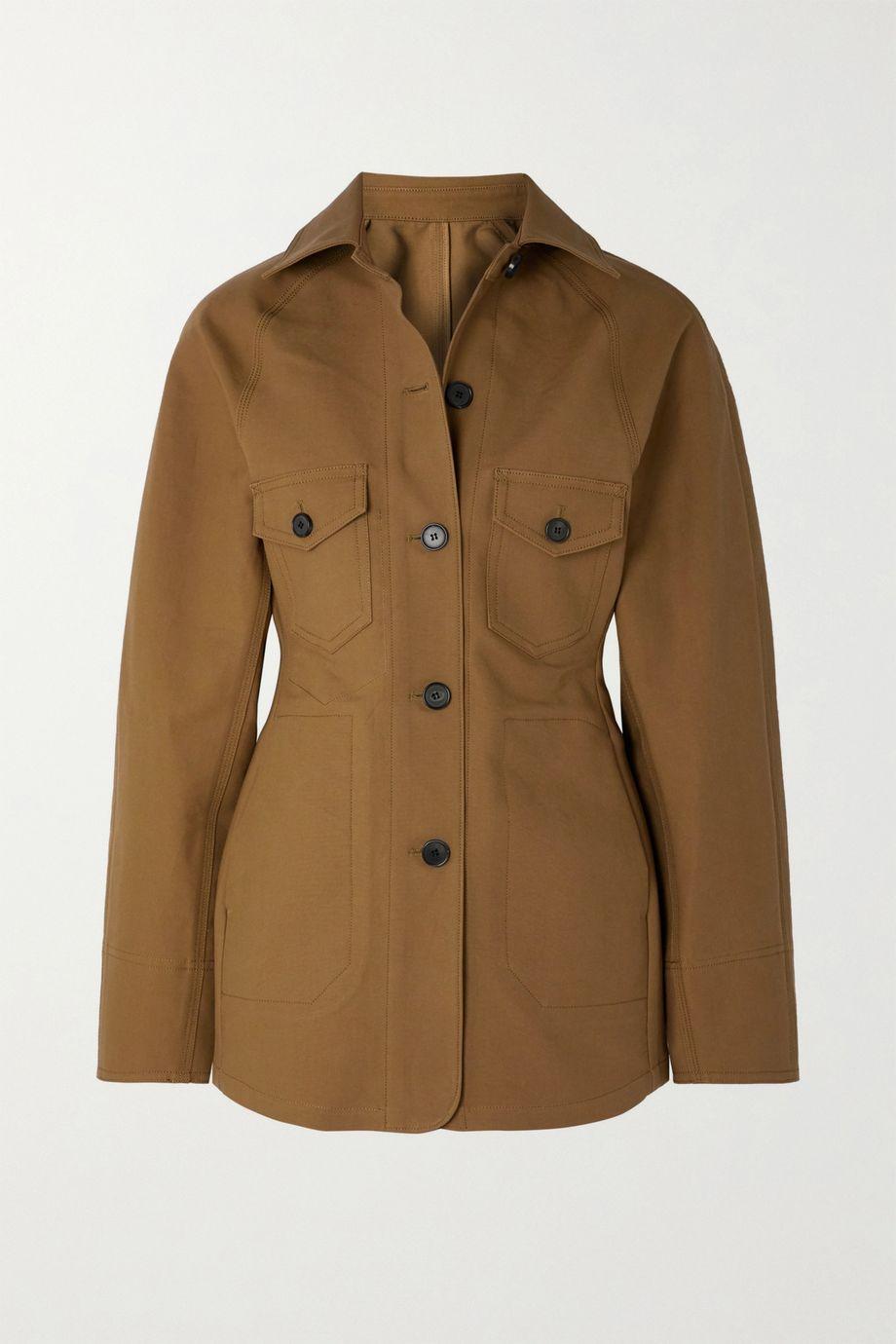 LVIR Cotton-canvas jacket