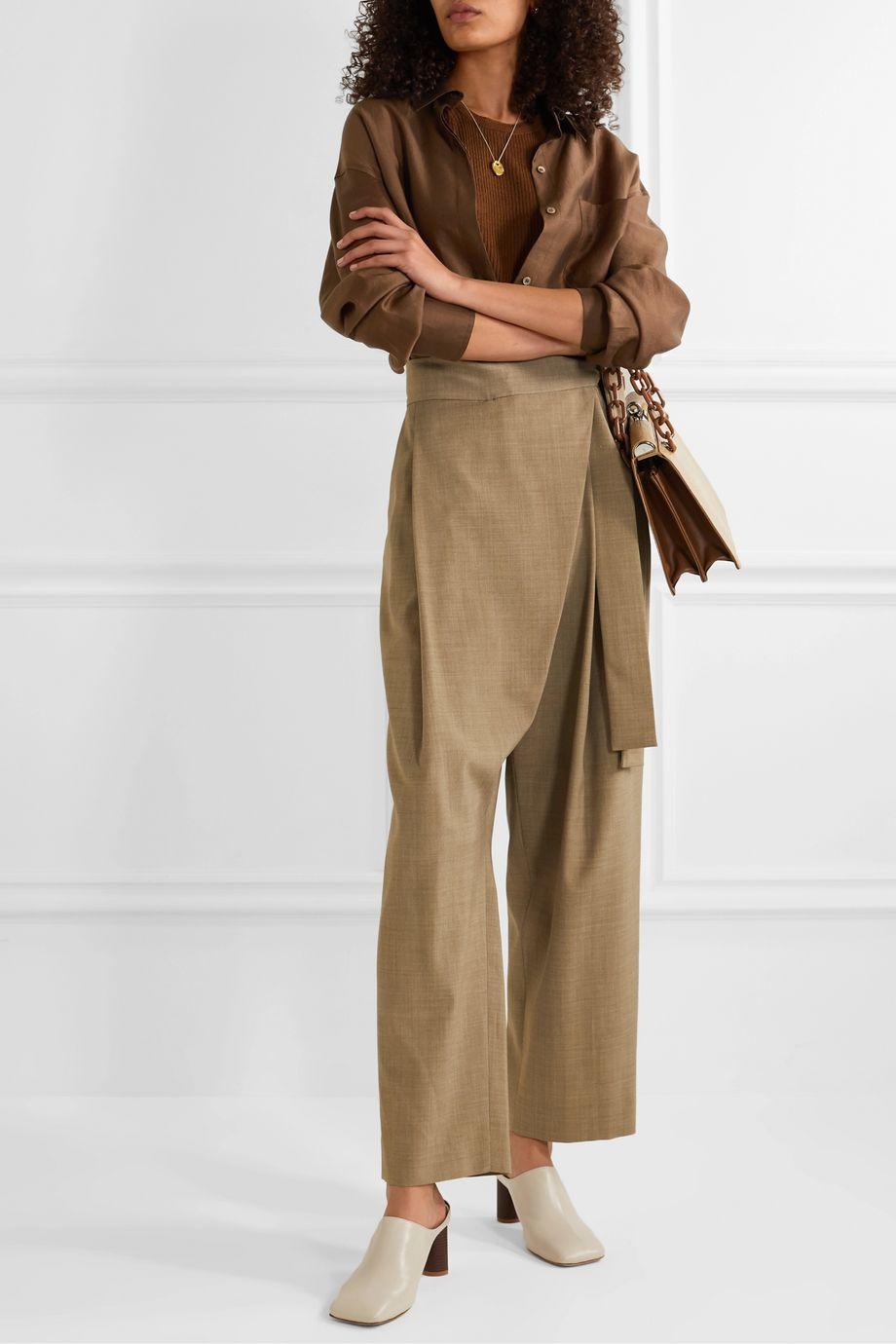 LVIR Tencel-blend shirt