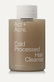 Cold Processed Hair Cleanse, 296ml