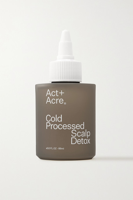 Colorless Cold Processed Scalp Detox, 100ml | Act + Acre 1mwba4