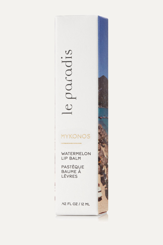 Le Paradis Watermelon Lip Balm - Mykonos, 12ml