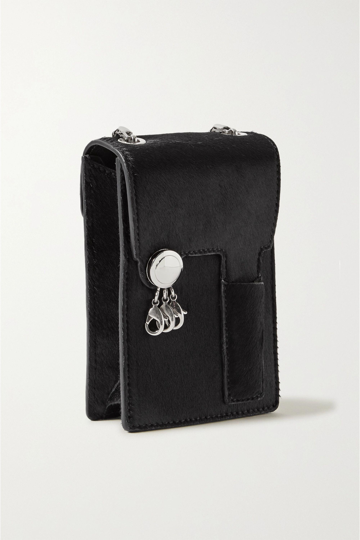 Ratio et Motus Disco mini calf hair shoulder bag