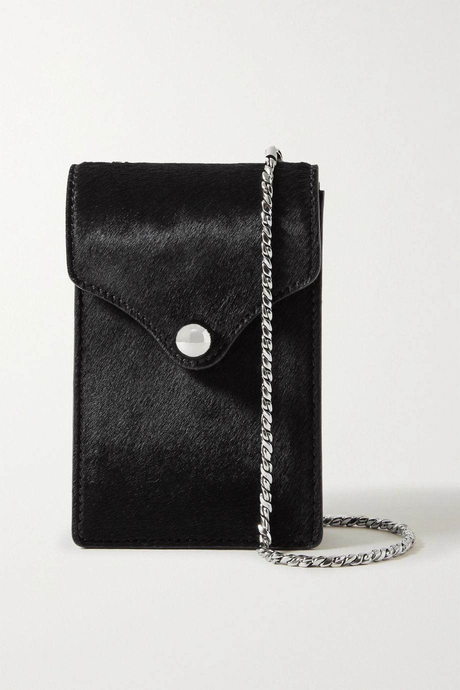 Ratio et Motus Disco mini calf hair shoulder bag