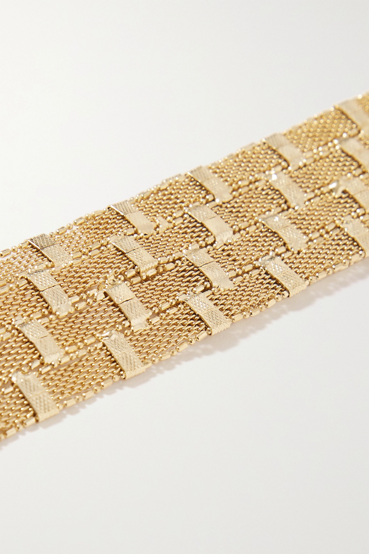 Rosantica Poetica gold-tone chainmail belt