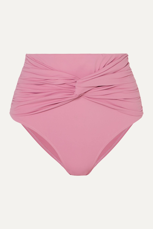 BONDI BORN + NET SUSTAIN Penelope knotted bikini briefs