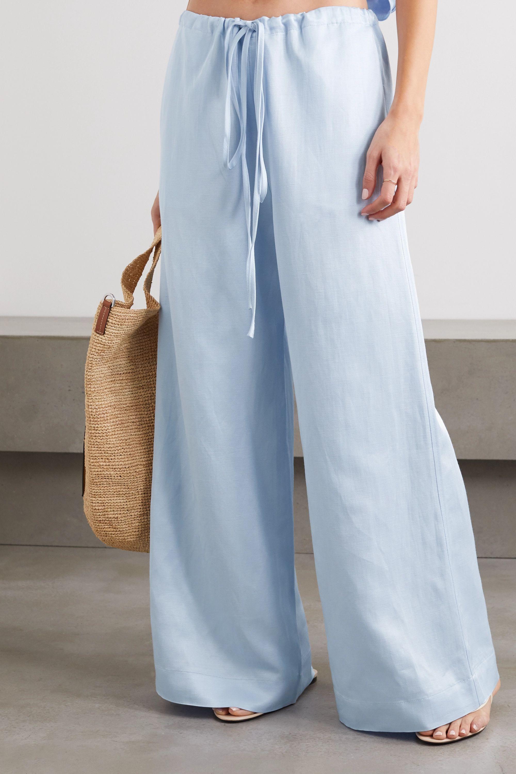BONDI BORN Woven pants