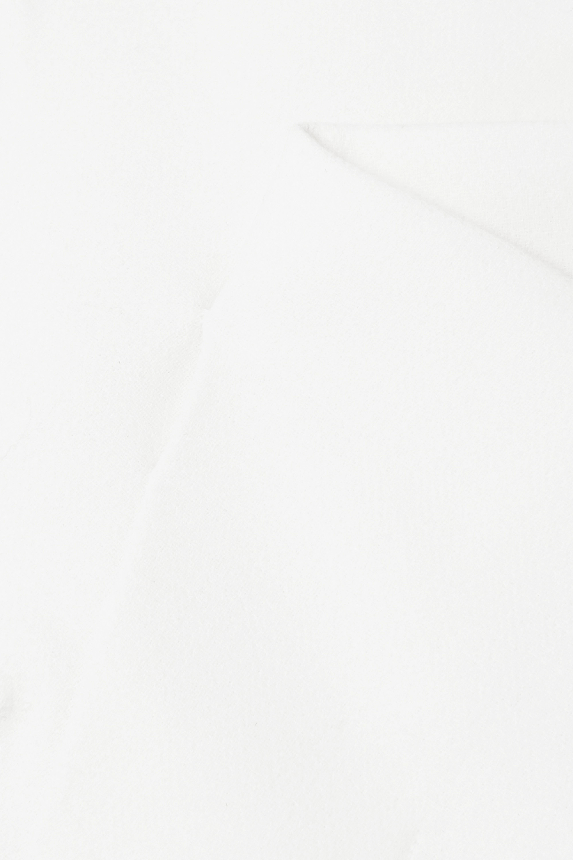 White Monamy Off-the-shoulder Wool-crepe Midi Dress   Roland Mouret