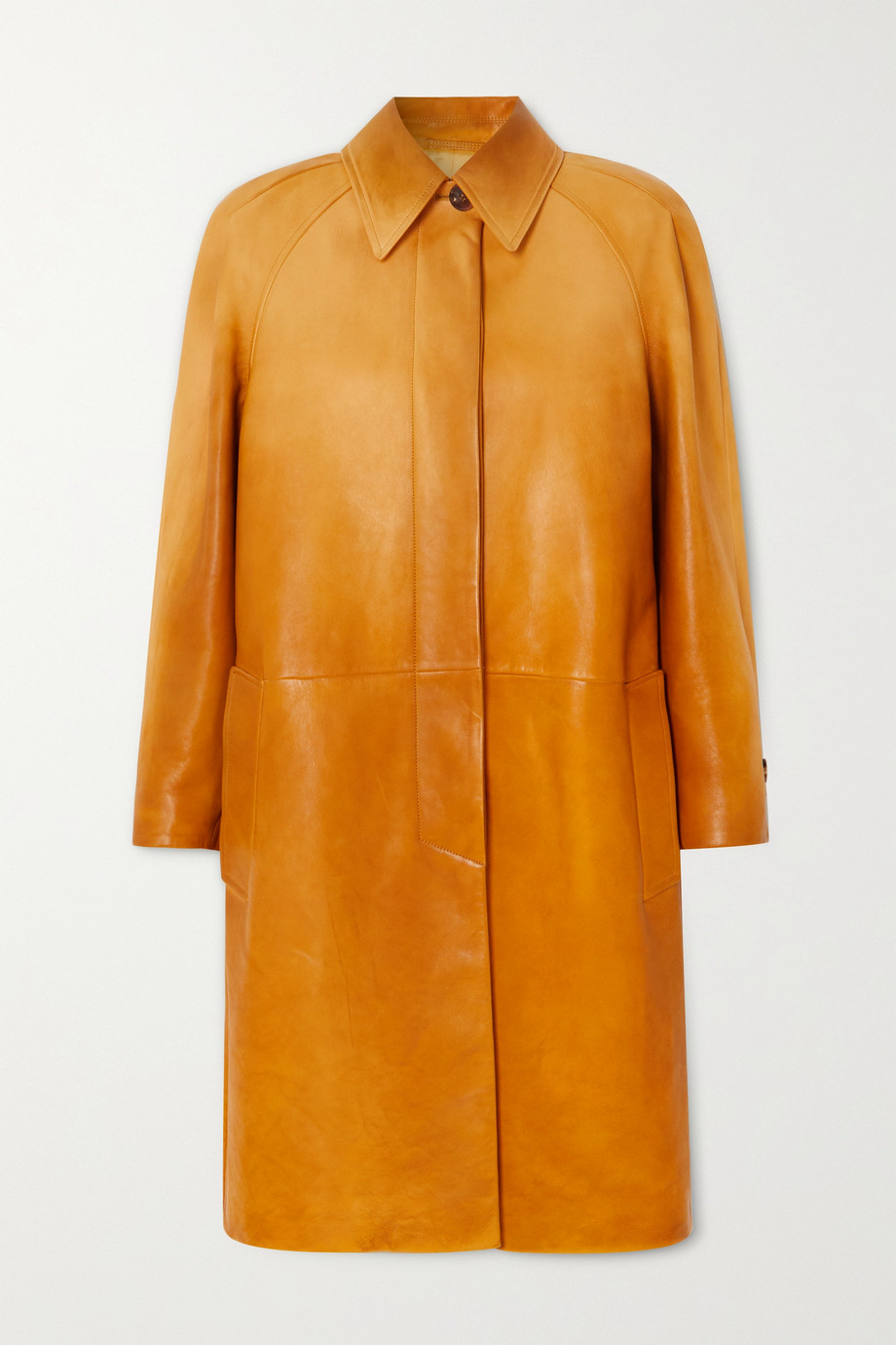 Miu Miu Leather coat