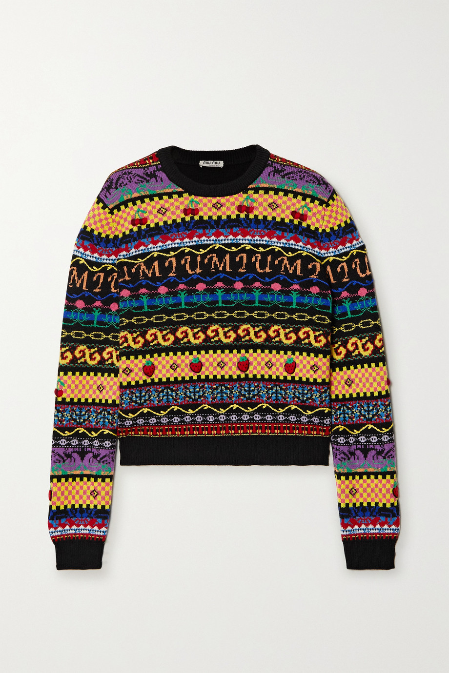 Miu Miu Wool sweater
