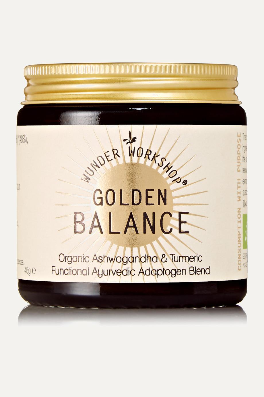 Wunder Workshop Golden Balance Supplement, 40 g – Nahrungsergänzungsmittel