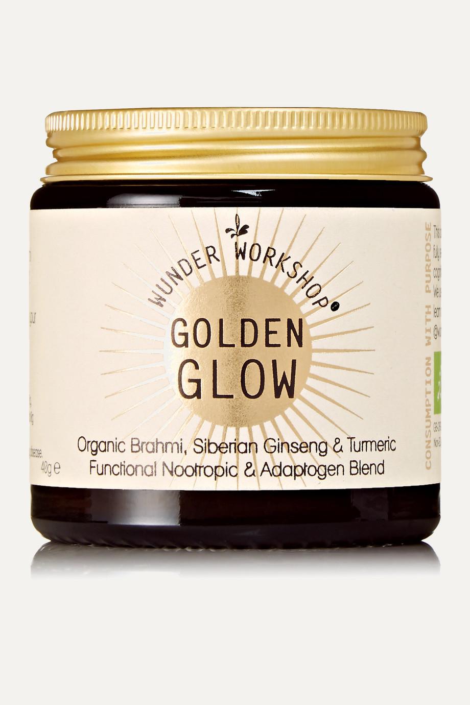 Wunder Workshop Golden Glow Supplement, 40g
