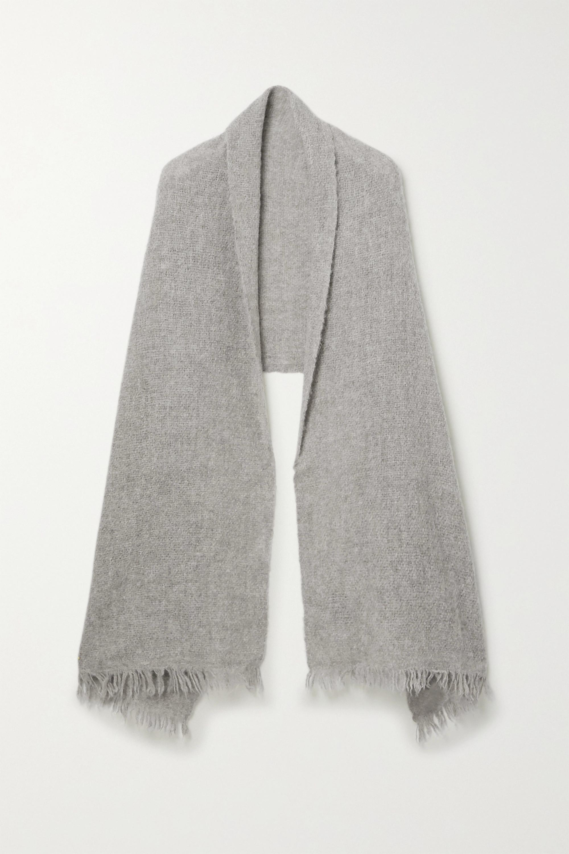 Lauren Manoogian Fringed alpaca scarf