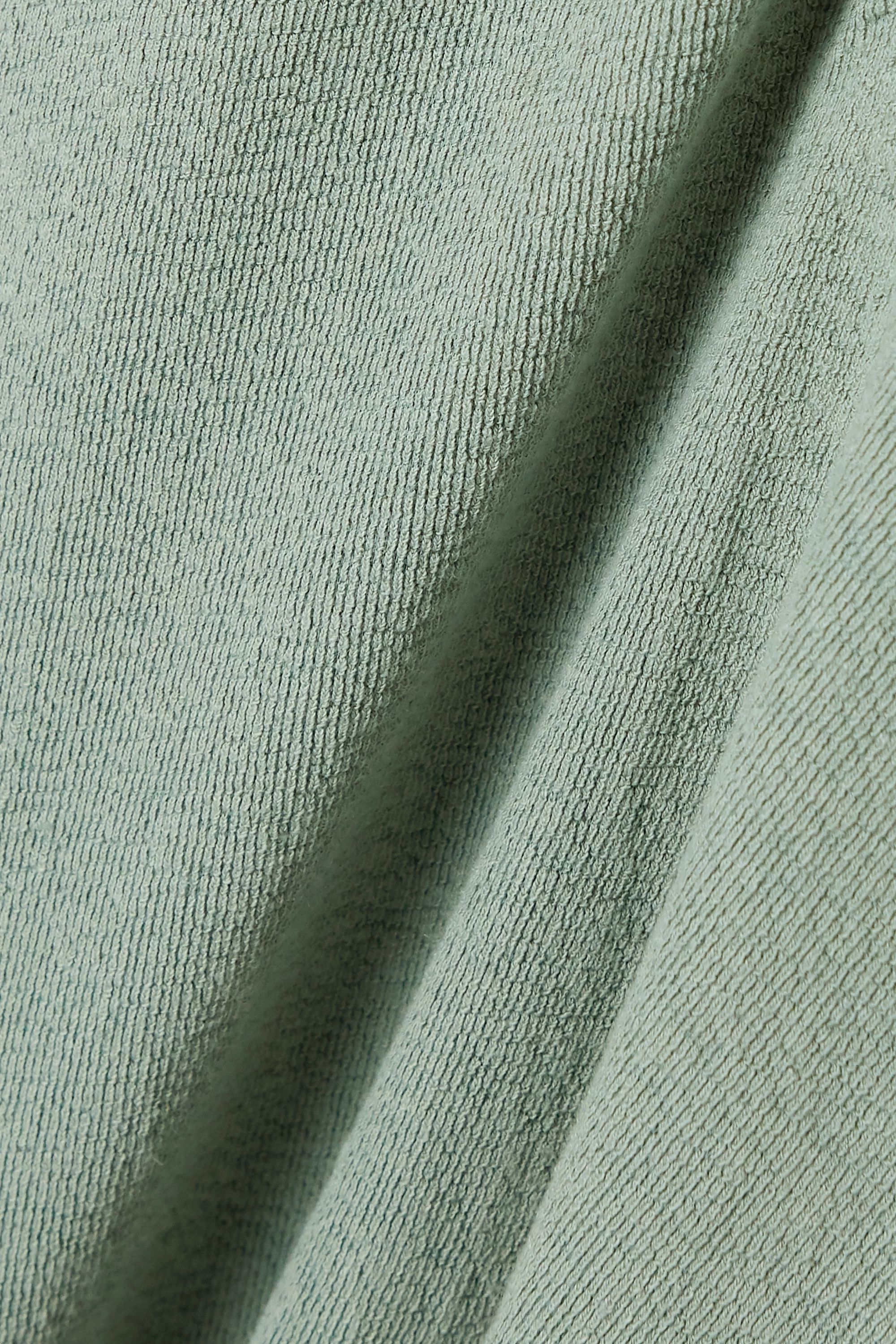 Albus Lumen Cotton-blend jersey maxi dress