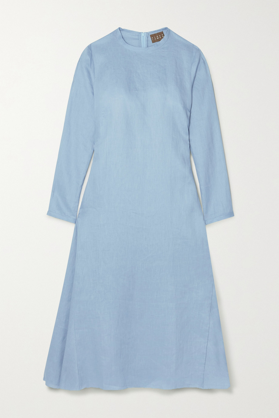 Albus Lumen | Tula linen maxi dress | NET-A-PORTER.COM