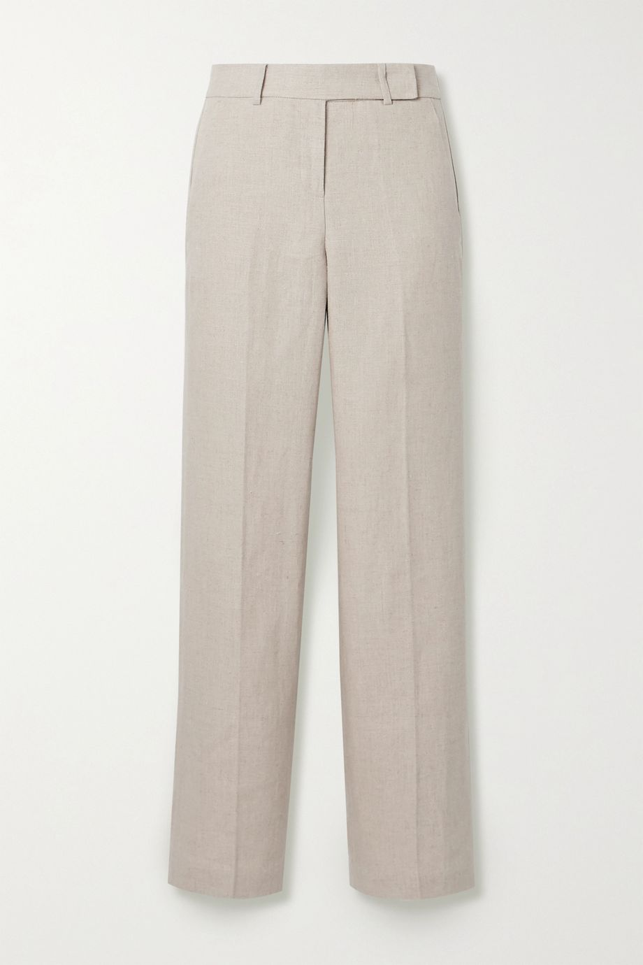 MICHAEL Michael Kors Linen straight-leg pants