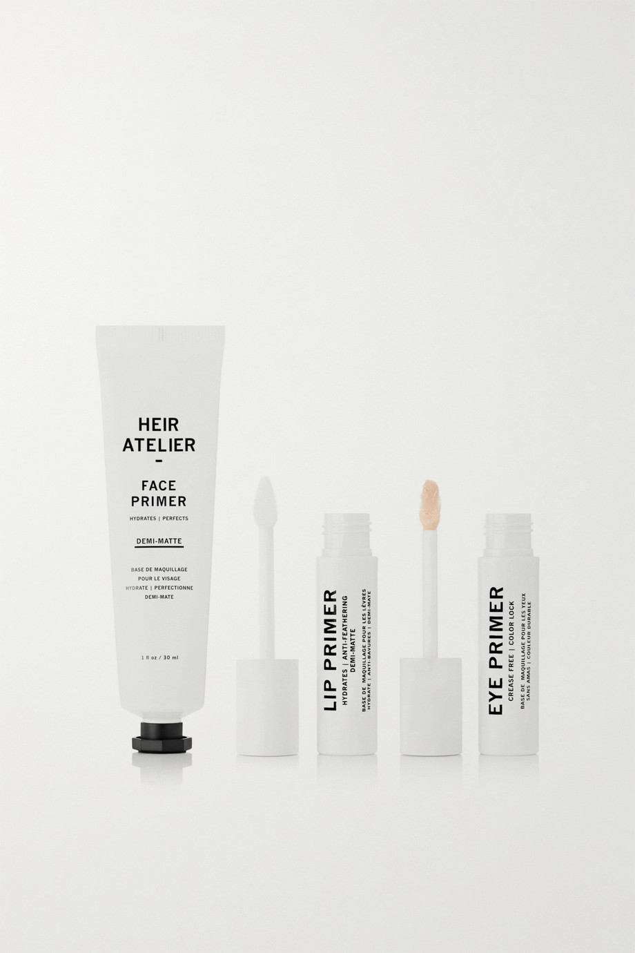 Heir Atelier Makeup Primer Trio – Primer-Set
