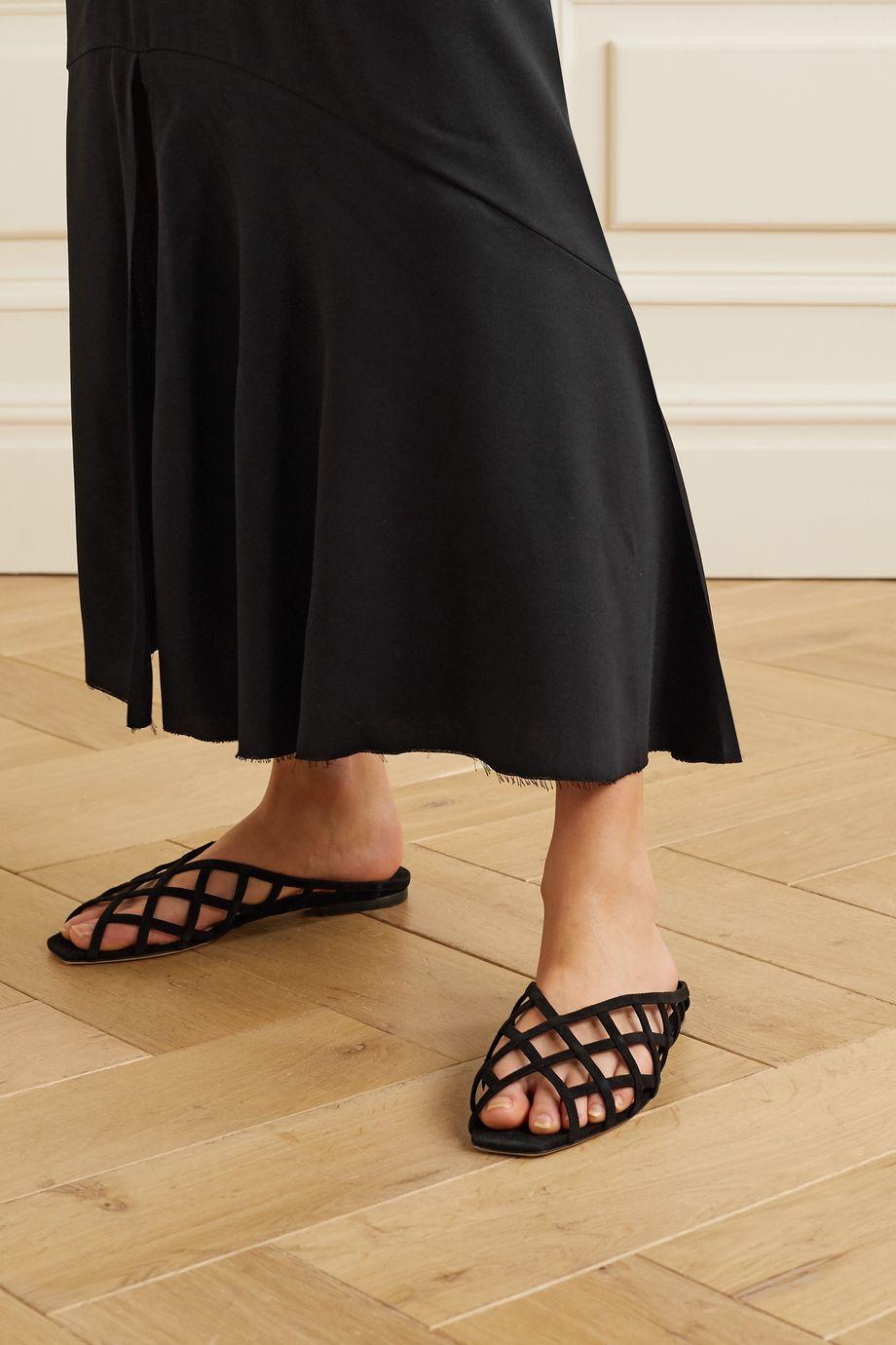 Jimmy Choo Sai suede sandals