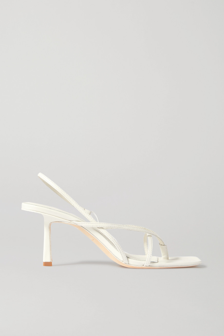 STUDIO AMELIA 2.4 leather sandals