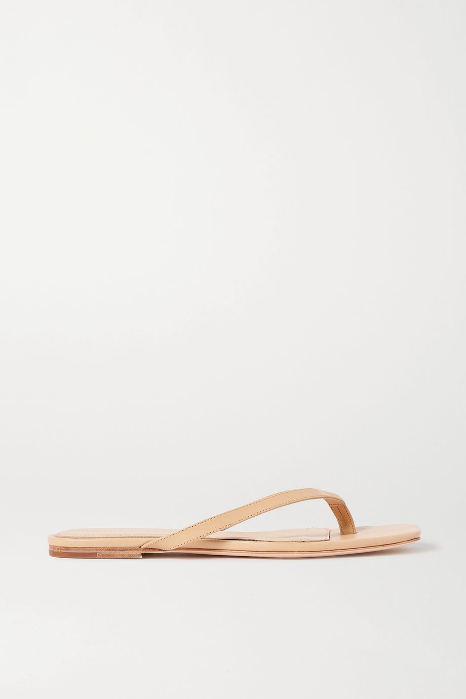 STUDIO AMELIA 2.2 leather flip flops
