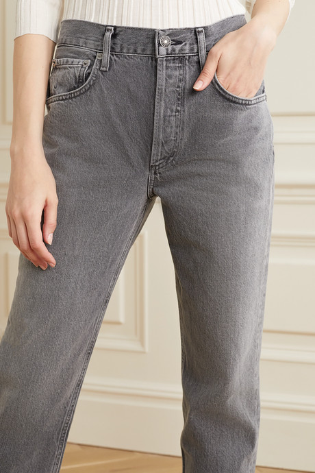 Ripley mid-rise straight-leg jeans