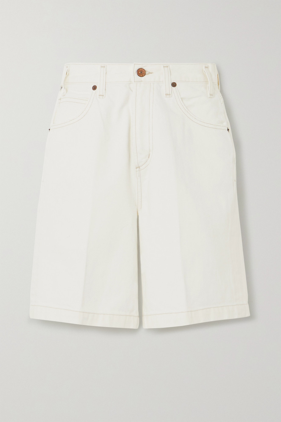 Citizens of Humanity + NET SUSTAIN Rosa denim shorts
