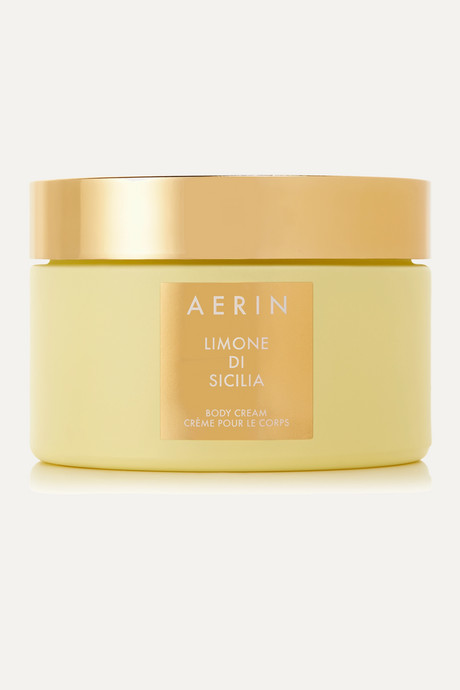 Colorless Limone Di Sicilia Body Cream, 190ml   AERIN Beauty corbK3