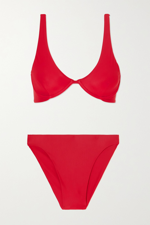 Haight Mah underwired bikini