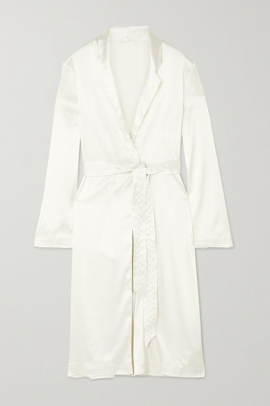 Calvin Klein Underwear Satin robe