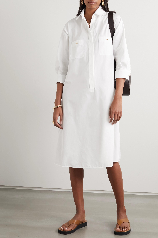 Max Mara Vibo cotton shirt dress