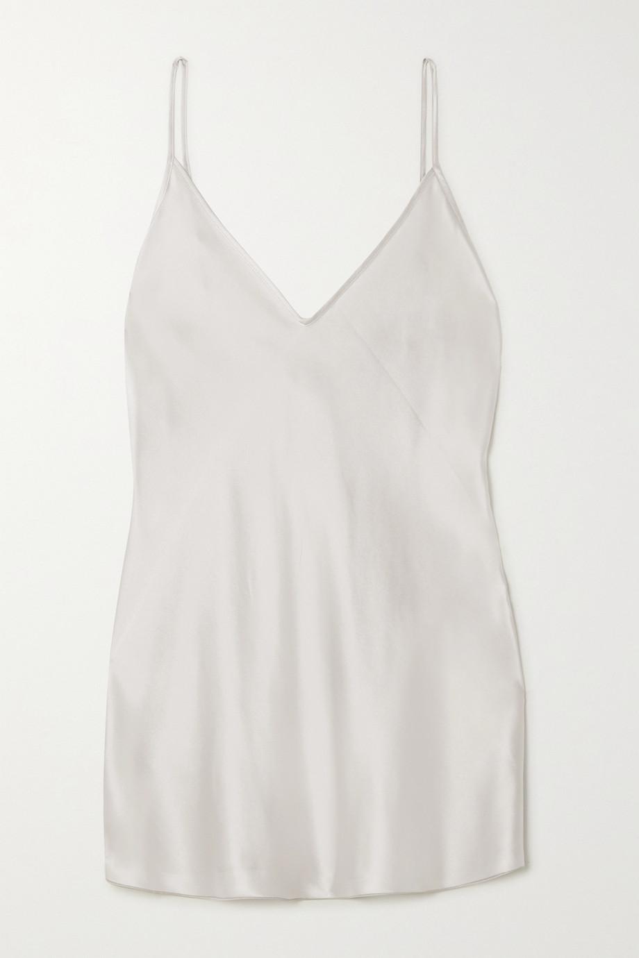 Max Mara Leisure Lucca silk-blend camisole