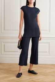 Max Mara Leisure Road ribbed-knit top