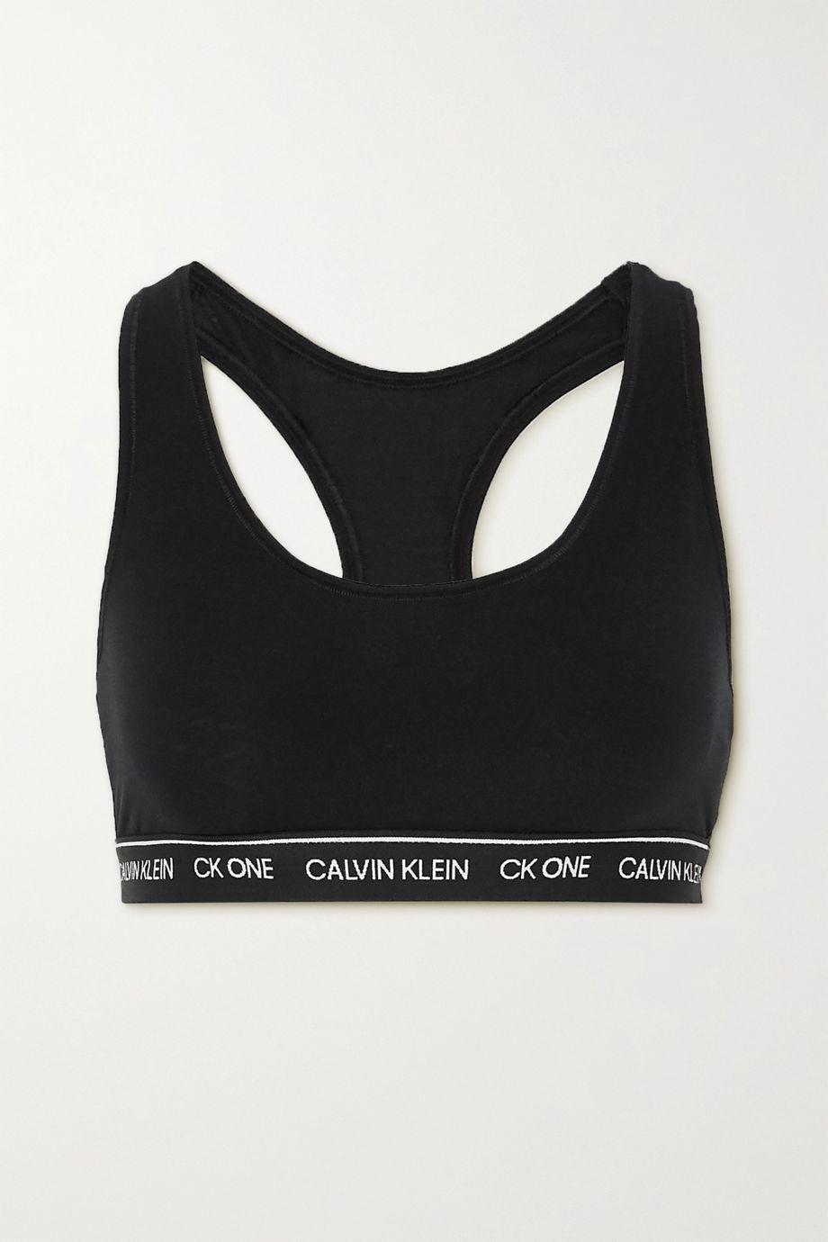 Calvin Klein Underwear CK One Soft-BH aus Stretch-Jersey