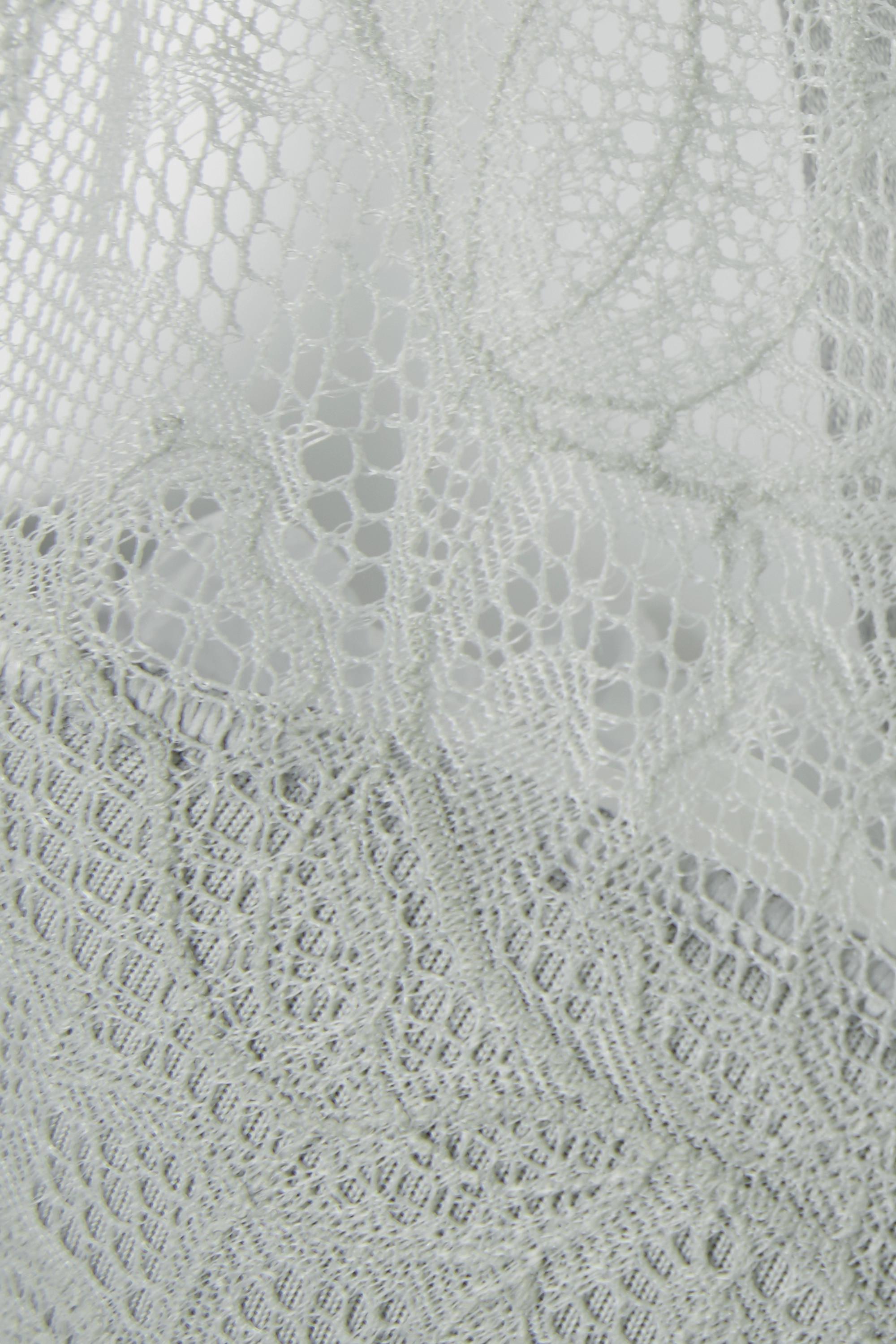 Calvin Klein Underwear Lace underwired plunge bra