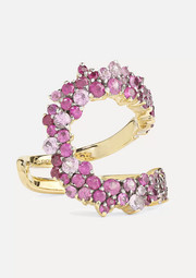 Mirian 18-karat gold tourmaline ring
