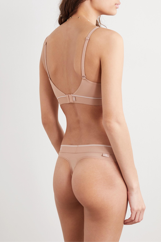 Calvin Klein Underwear CK One stretch-jersey thong