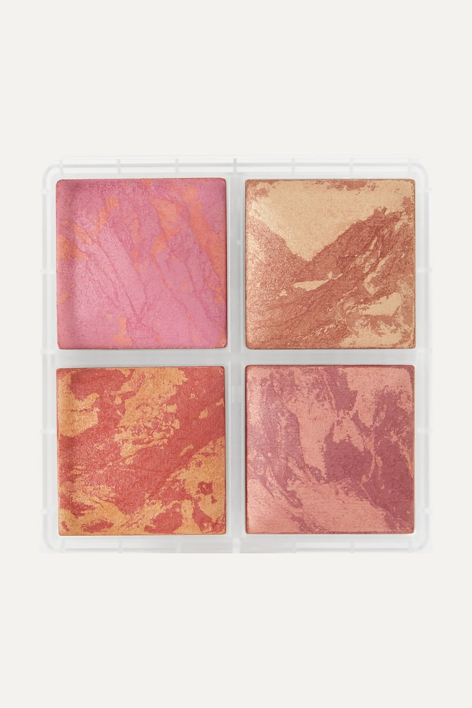 Hourglass Ambient Lighting Blush Quad - Ghost