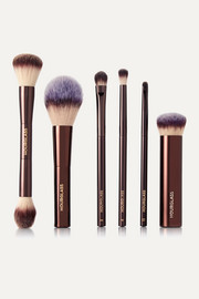 Vegan Brush Travel Set