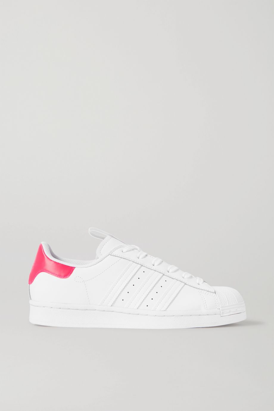 adidas Originals Superstar Hong Kong holographic leather sneakers