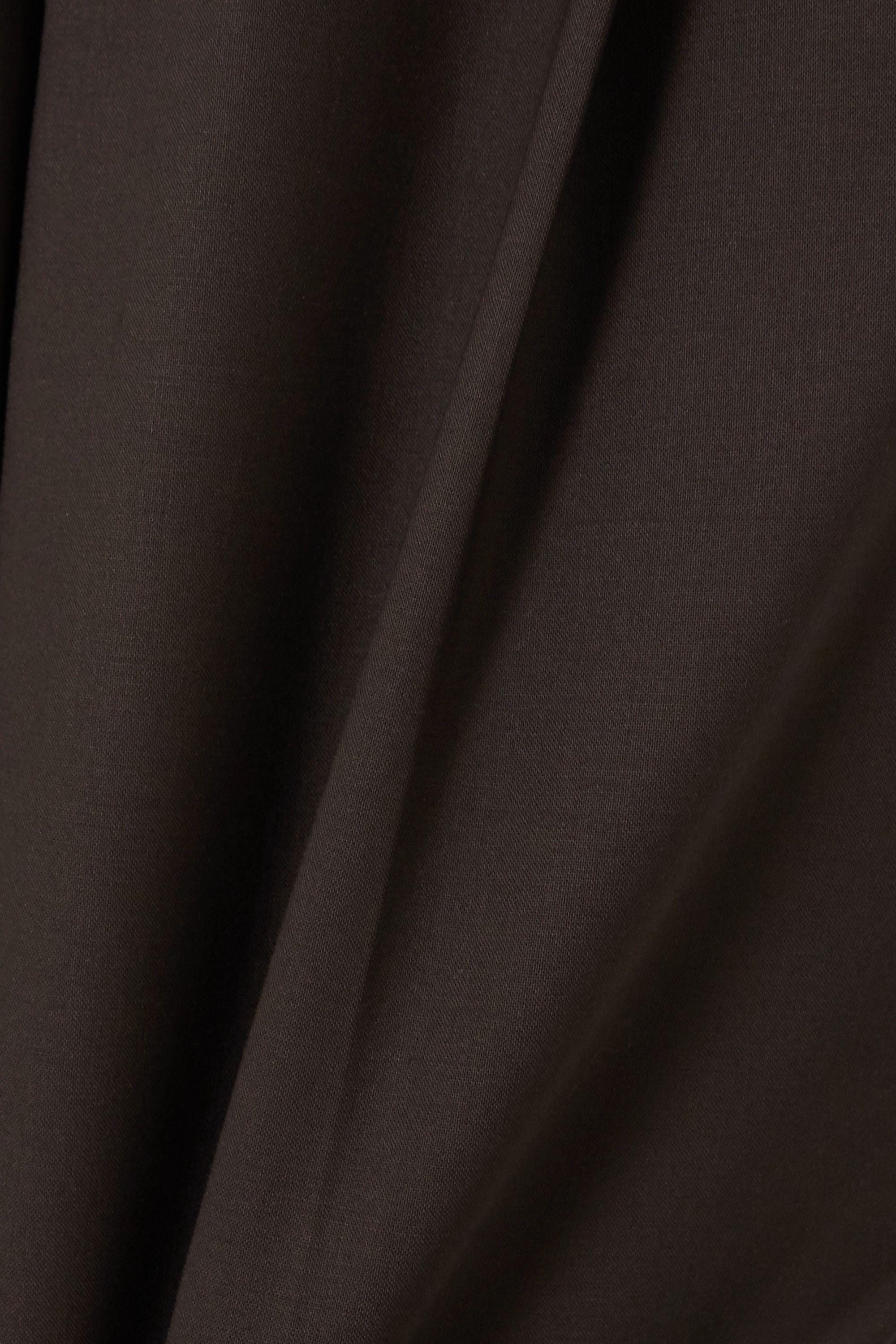 BITE Studios Pantalon fuselé en laine biologique mélangée à pinces - NET SUSTAIN